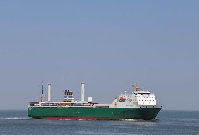 0921 Ro-Ro Cargo Estraden Mvt 26-06-2020