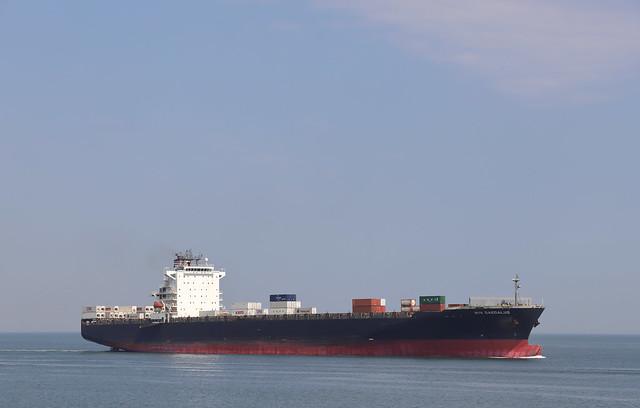 0912 Containerschip Nyk Daedalus Mvt 26-06-2020
