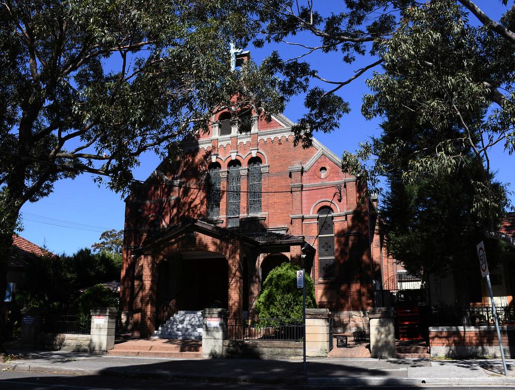 St Mark's Coptic Orthodox Cathedral, Arncliffe, Sydney, NSW.