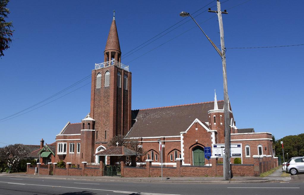 St David's Anglican Church, Arncliffe, Sydney, NSW.