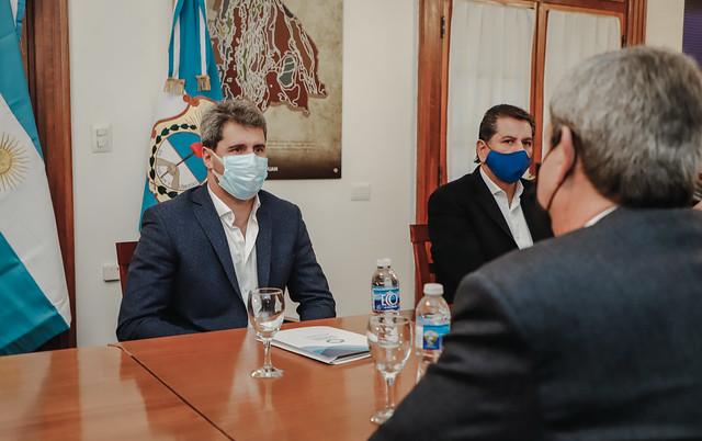 2020-06-26 PRENSA: El gobernador Sergio Uñac encabezó una nueva reunión de Gabinete