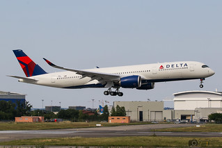 F-WZNO A350 Delta Airlines