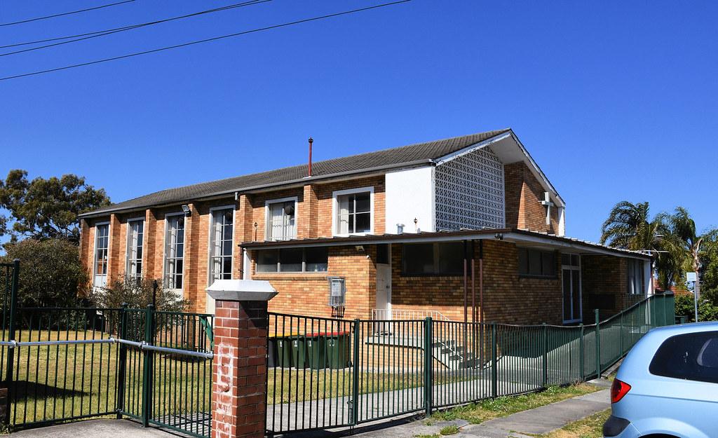 St David's Anglican Church Hall, Arncliffe, Sydney, NSW.