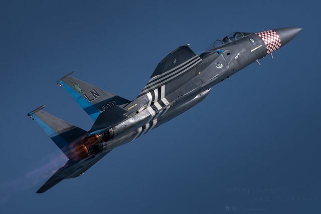 US Air Force McDonnell Douglas F-15C Eagle 84-0010 / LN