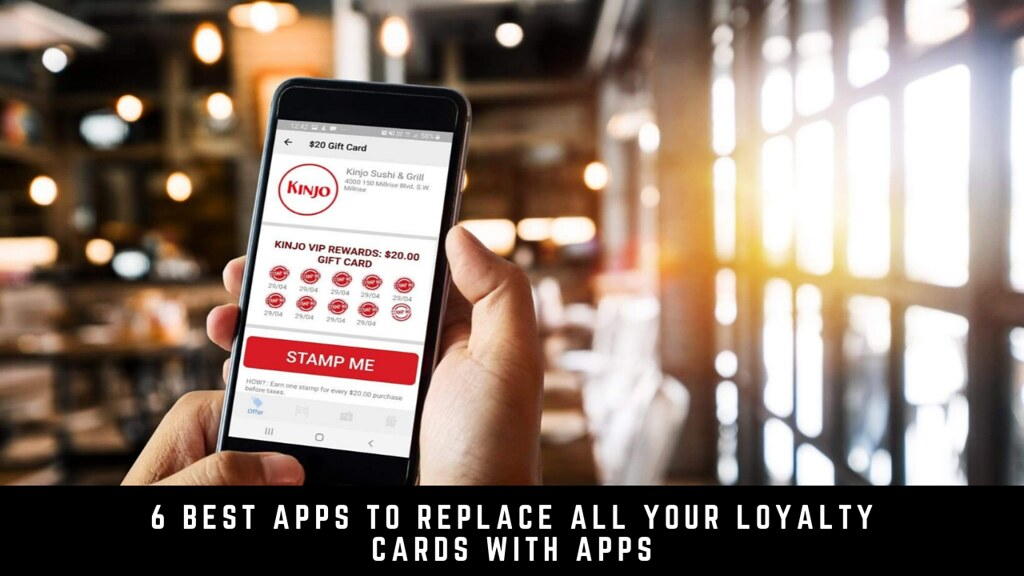 6 Best Apps To Replace All Your Loyalty Cards With Apps