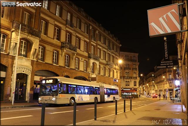 Heuliez Bus GX 427 BHNS – Tisséo n°1459