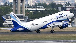 IndiGo A320-271N msn 10023-F-WWDA / VT-ISJ