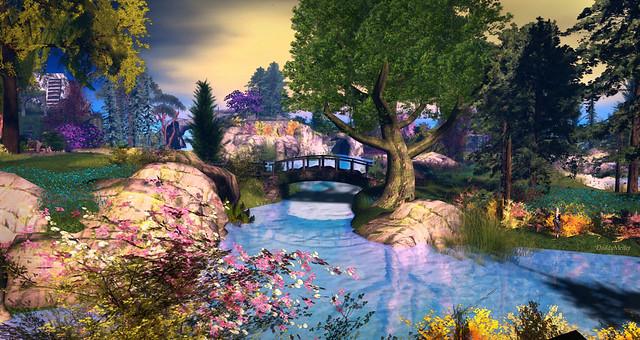 Arrela Kingdom Romantic Paradise