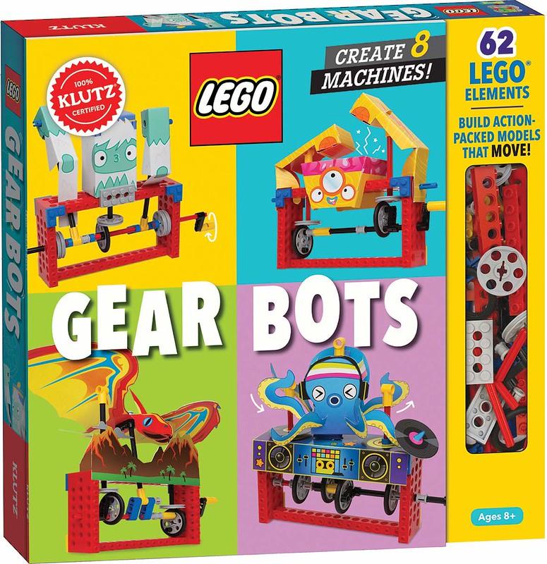 LEGO Gear Bots Cover
