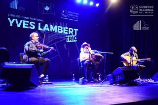 Yvest Lambert Trío