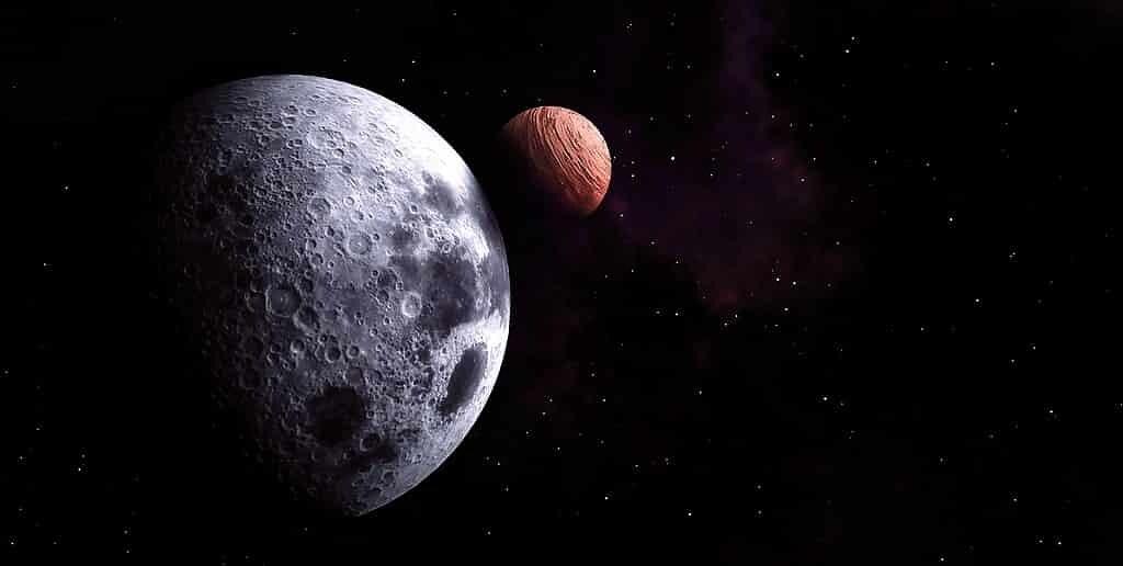 Des astronomes ont découvert six exolunes