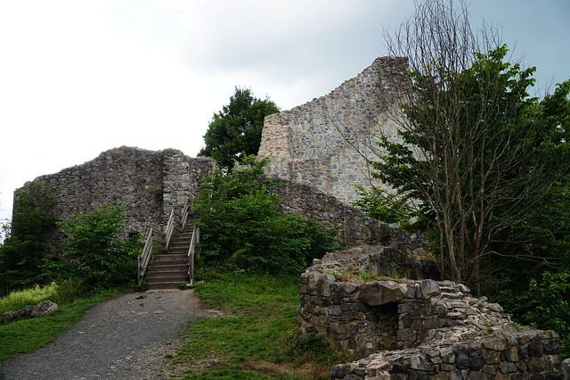 Löwenburg - Obere Burg
