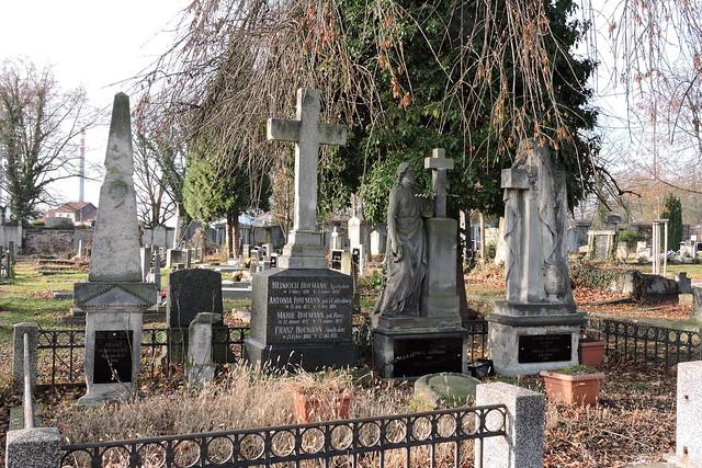 2017-12-03 Old German Cemetery in Teplice