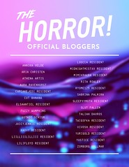 The Horror! Official Bloggers
