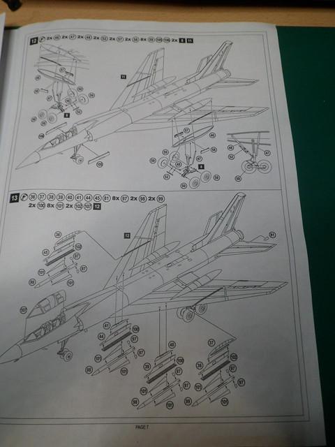 Ouvre-boite Tupolev Tu-128 Fiddler [Amodel 1/72] 50047736286_0188390aea_z