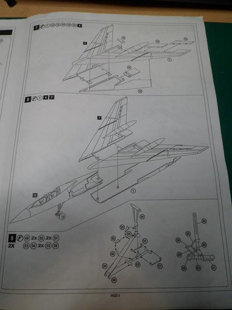 Ouvre-boite Tupolev Tu-128 Fiddler [Amodel 1/72] 50047736586_26db2e5769_z