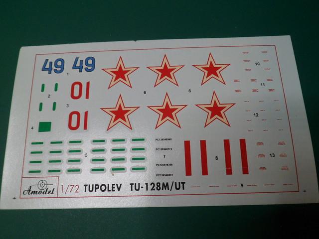 Ouvre-boite Tupolev Tu-128 Fiddler [Amodel 1/72] 50047736656_537d1a0f43_z