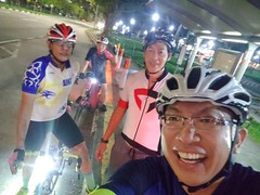 Night rides 27 June