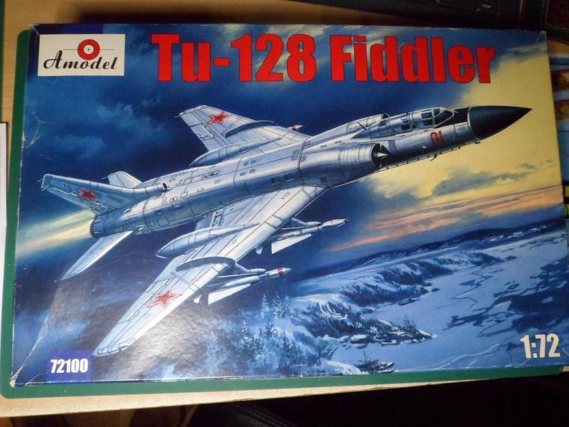 Les géants des airs : Le Tupolev Tu-128 Fiddler [Amodel 1/72] 50047737211_9a58692846_c