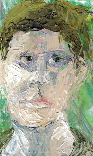 2019.12.31 Last Self-Portrait of 2019