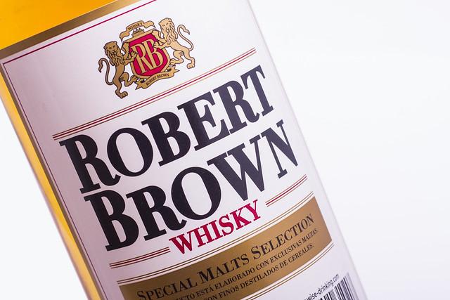 Robert Brown Whisky