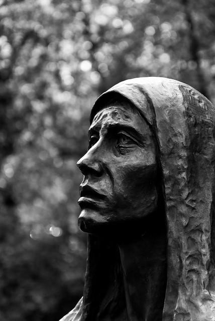 Katyn memorial - Wroclaw