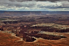 I Stood and Took in the Sweet Views of Canyons (Canyonlands National Park)