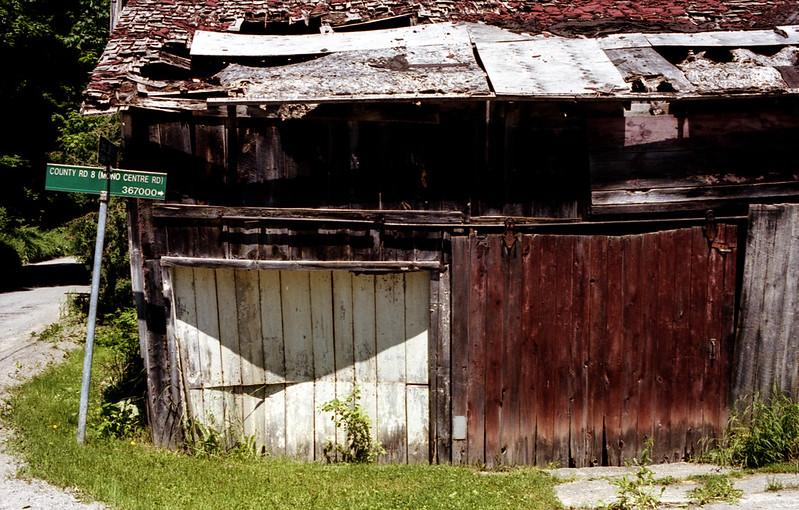 Runied Garage