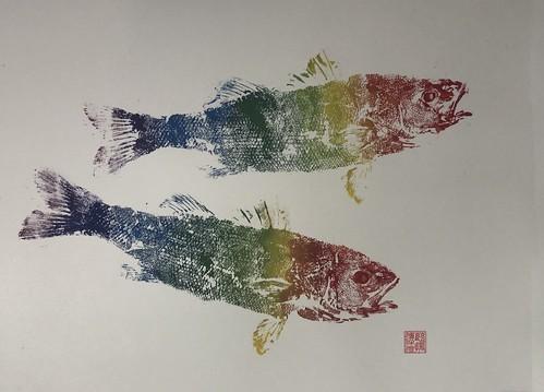 Sea bass - 025 | SOLD