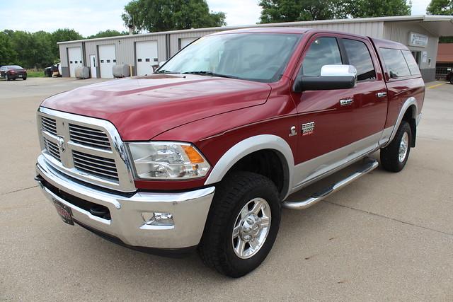 2012 Dodge Ram 2500 Diesel