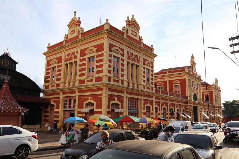26.06.2020 Mercado Municipal Adolpho Lisboa