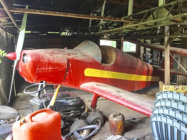 Jodel D11 Rebuild