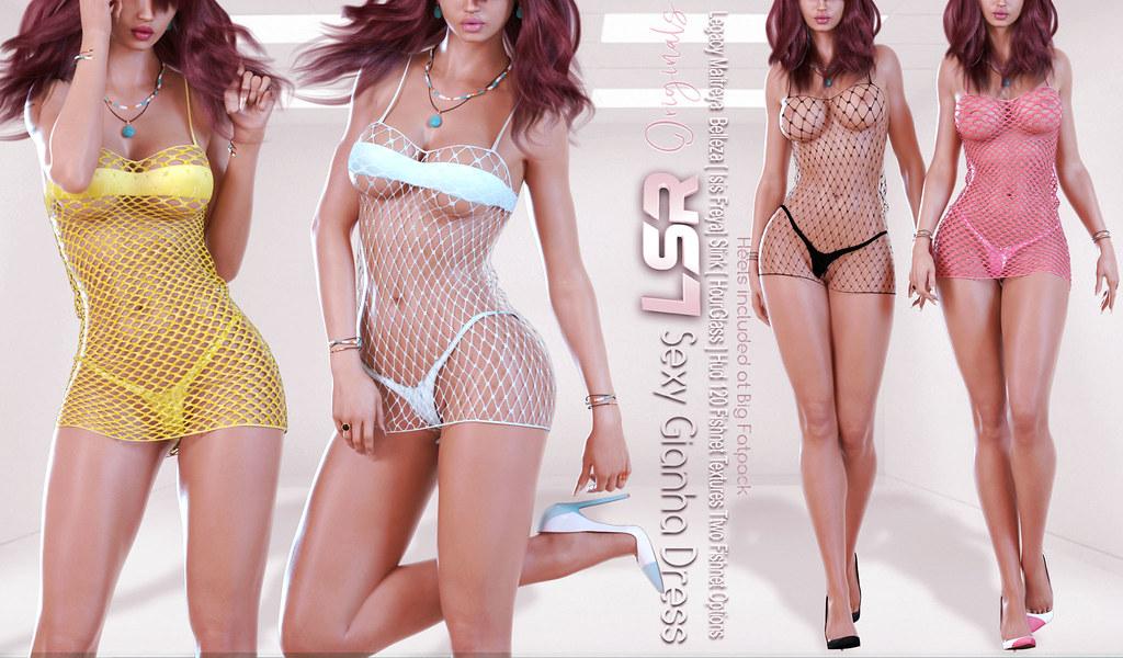 Sexy Gianha Dress