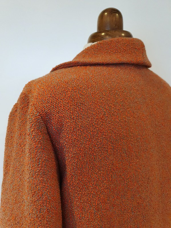 Style Arc Loren jacket in upholstery fabric