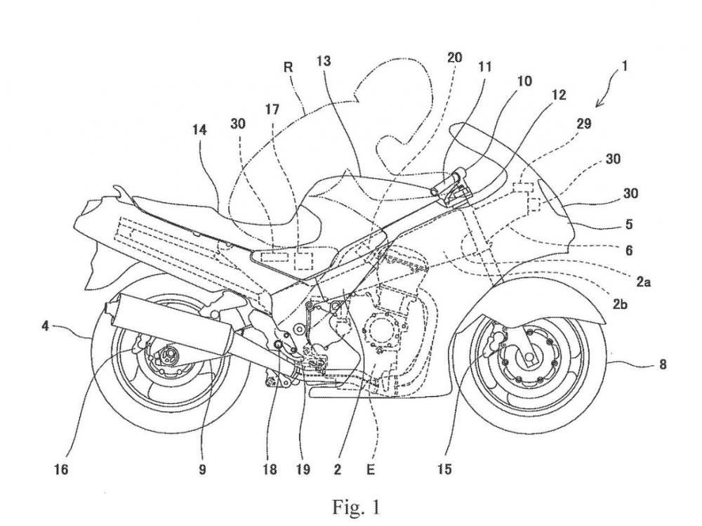 Kawasaki Electronic System Predictive Sensor
