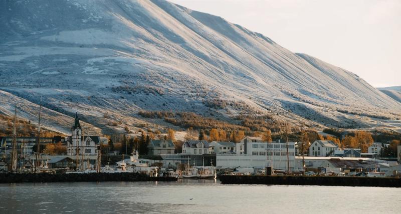 Húsavík town