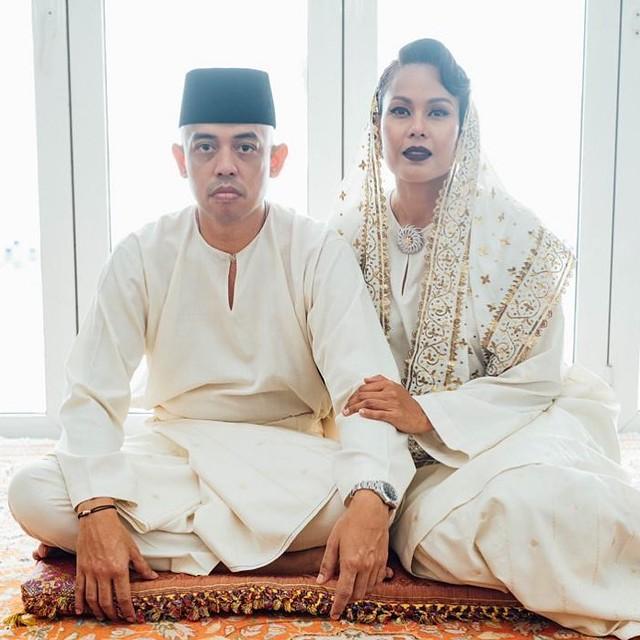 Joe Flizzow & Marini Ramlan Akhirnya Sah Bernikah
