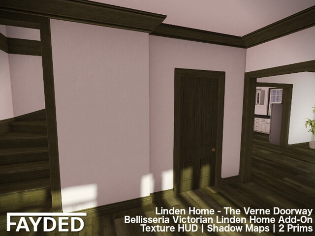 FAYDED – LH Verne Doorway Add On