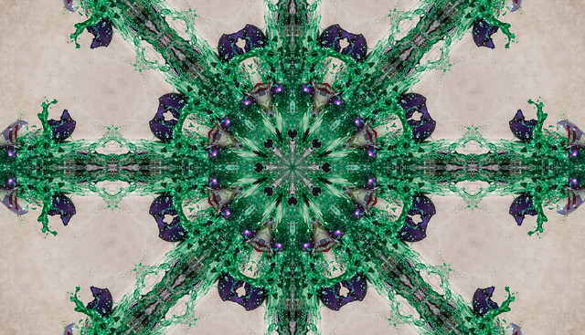 shattered kaleidoscope