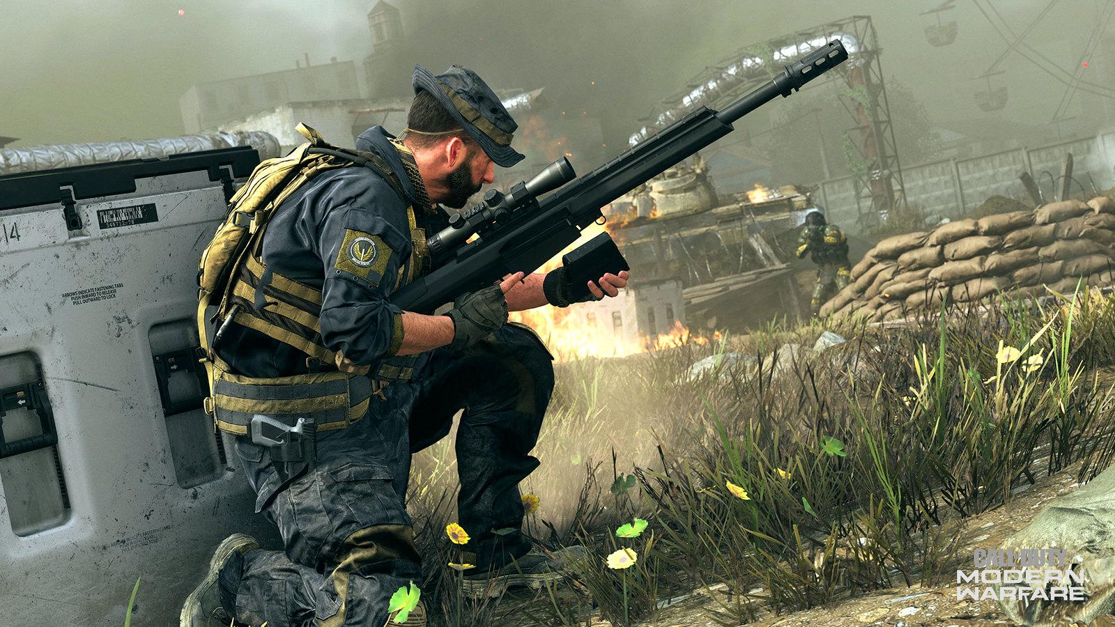 50048711432 9242c44385 h - Call of Duty: Modern Warfare Saison Vier Reloaded fügt 200-Spieler Warzone und mehr hinzu