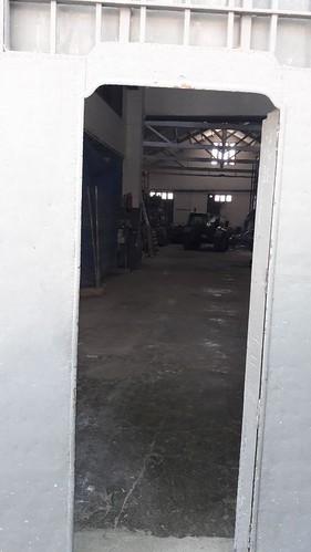 interior nau fabricació Delfin