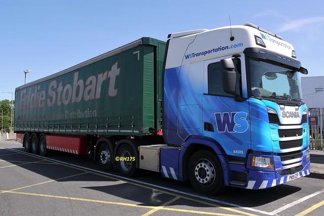 WS.Transportation 6X515 - Purfleet