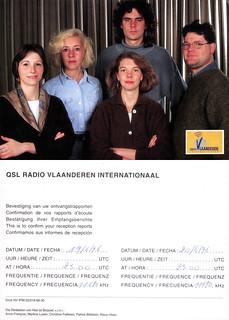 Radio Vlaanderen Internationaal (Radio Flandes Internacional)