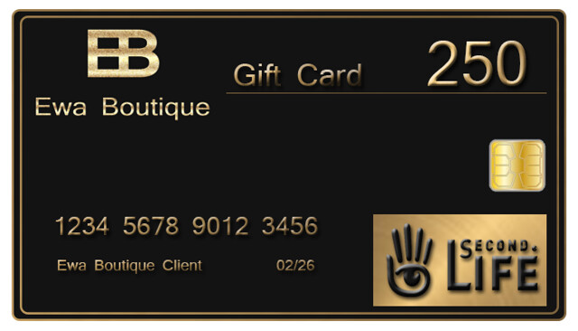 Gift Card Free 250L