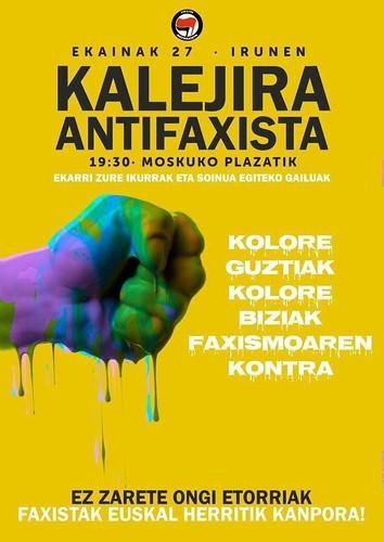 Kalegira antifaxista 2020-06-27