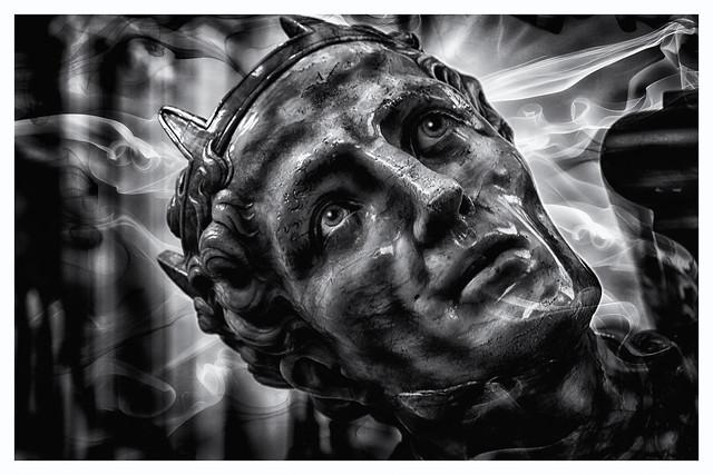 Breda Living Statue