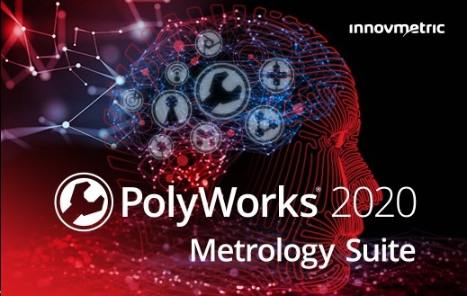 InnovMetric PolyWorks Metrology Suite 2020 IR2 x64 full crack