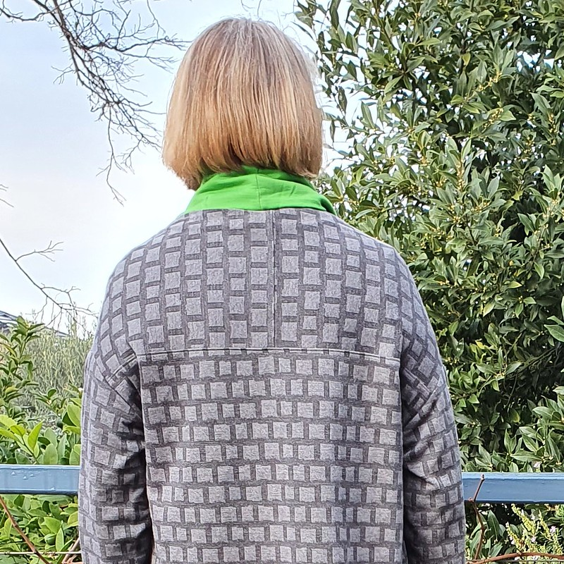 Style Arc Como cardigan in knit from Super Cheap Fabrics