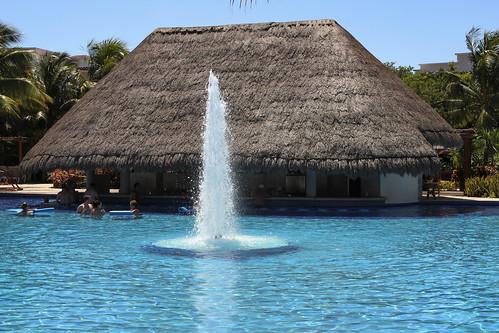 The heavy stone ring, Ball Courts, Chichen Itza, Mexico's Yucatán Peninsula