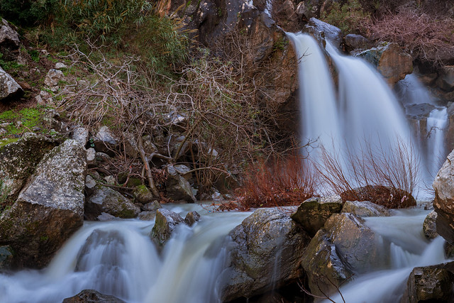Saar Falls